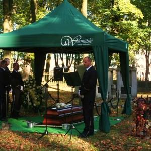 Ceremonia pogrzebowa Warmiński Zakład Pogrzebowy