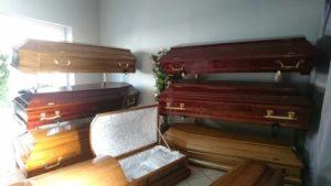 Galeria trumny i urny Warmiński Zakład Pogrzebowy