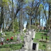 Cmentarze olsztyńskie Warmiński Zakład Pogrzebowy